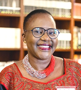 Dr. Mwelecele Ntuli Malecela - WHO Director of Neglected Tropical Diseases (NTD)
