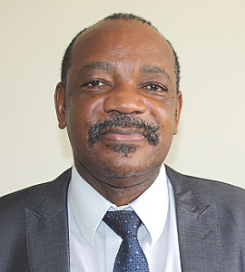 Prof. Sifuni Mchome - Permanent Secretary, Ministry of Constitutional and Legal Affairs